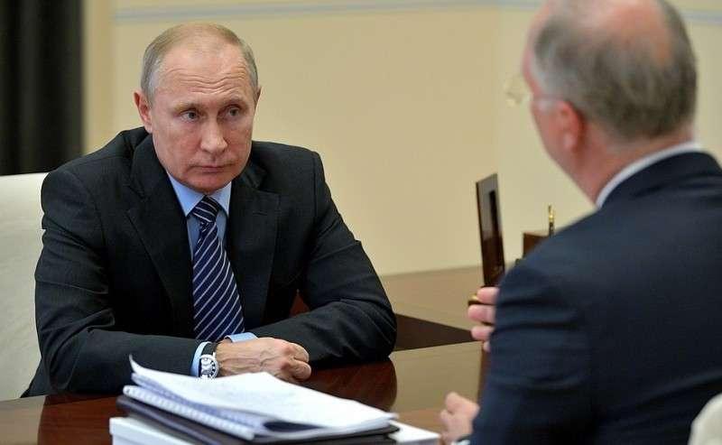 Встреча сгенеральным директором Российского фонда прямых инвестиций Кириллом Дмитриевым.