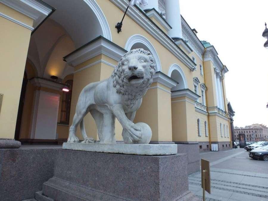 26 львы