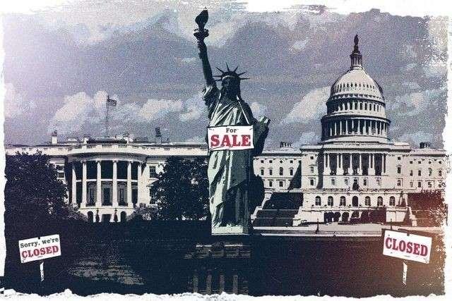 Страна-изгой, страна-лесопилка и порванная в клочья экономика – и всё это США