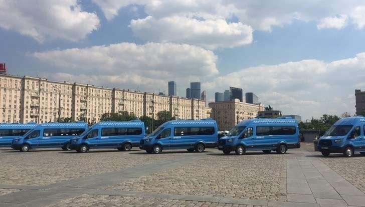 ЛиАЗ поставил в Москву 539 автобусов для обновления транспортного парка