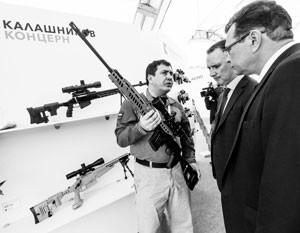 США будут бороться с продавцами-конкурентами, продающими российское оружие