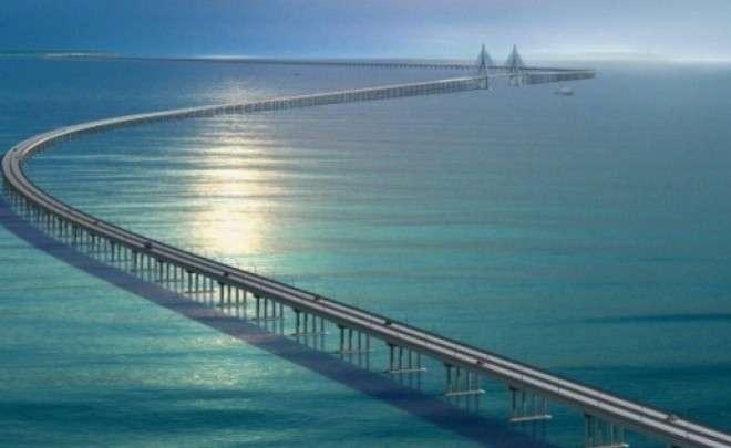 Сахалин: началась проектировка ж/д подъездов к будущему мосту