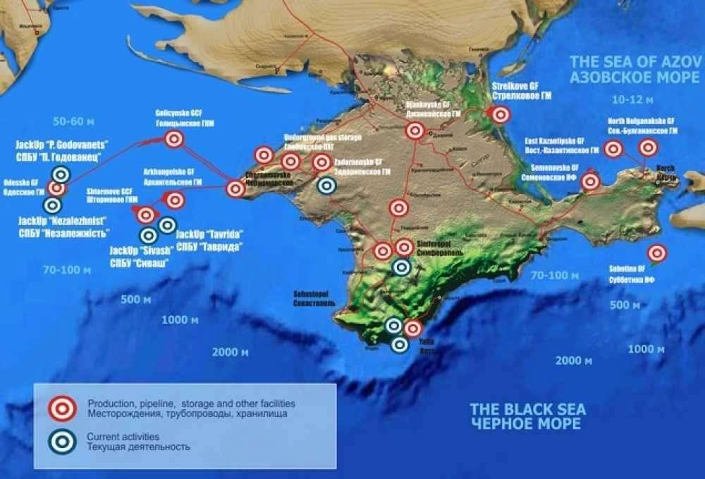 Крым национализировал государственные энергетические предприятия на полуострове