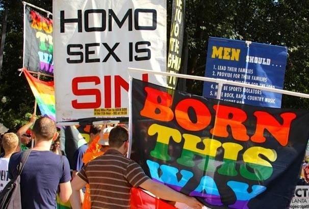 ЛГБТ-пропаганда: гомосеком уродился, ничего не поделаешь?