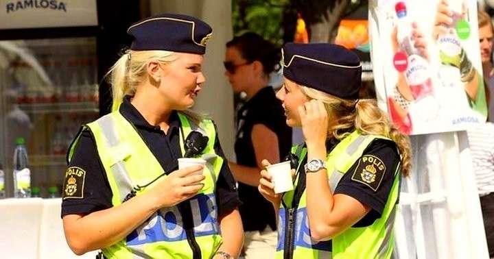 Иностранцы сравнивают русскую и шведскую полицию: вот почему мигранты захватывают ЕС