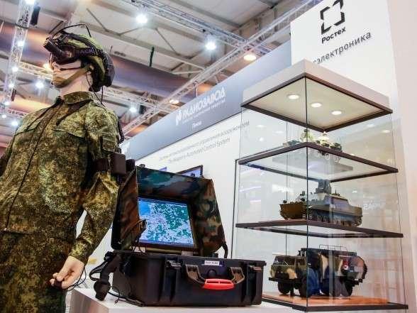 «Росэлектроника» автоматизирует управление артиллерийской батареей