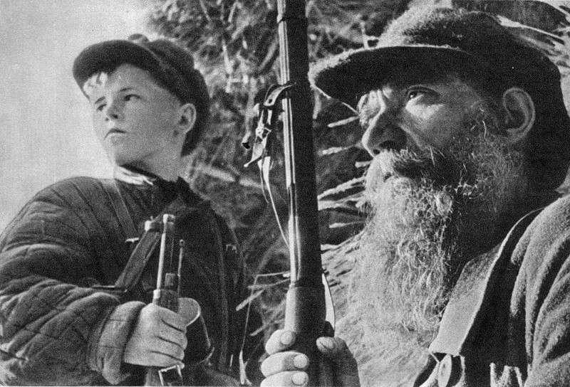 Киевское еврейство обеспокоено ростом партизанского подполья в Донбассе
