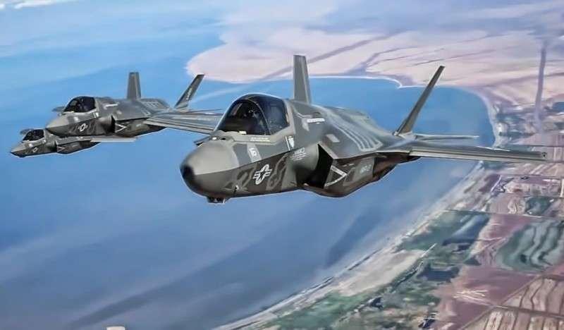 Итог проверки: F-35 – фейк! В США нет ни одного боеготового истребителя пятого поколения
