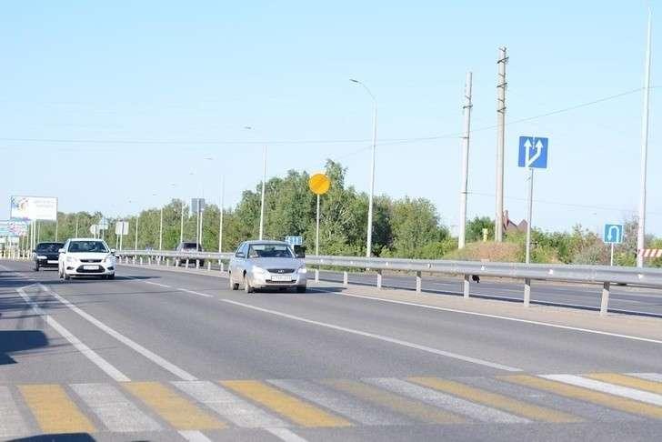 В России продолжается реконструкция и строительство дорог