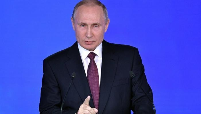 Владимир Путин может обратиться к Федеральному Собранию второй раз за год