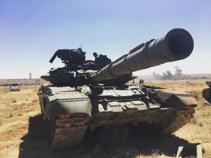 Сирия: началось наступление правительственных войск в провинции Дераа
