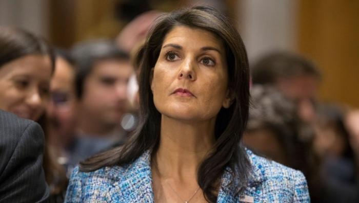 Пиндосы вышли из Совета ООН по правам человека
