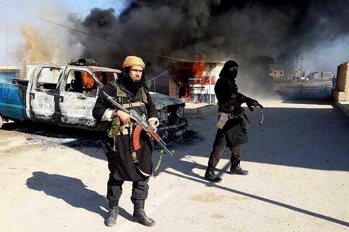 В Сирии в тылу американских наёмников вспыхнула активная партизанская война