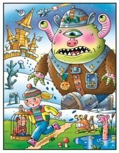 Детская литература – умышленное убийство нашего будущего