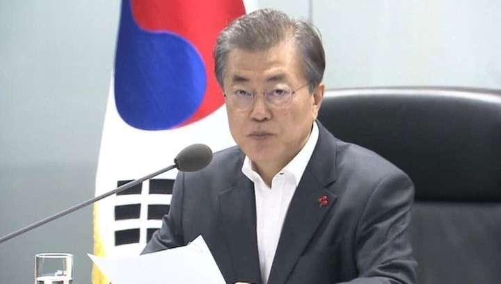 Президент Южной Кореи приедет в Россию к Путину и посмотреть футбол
