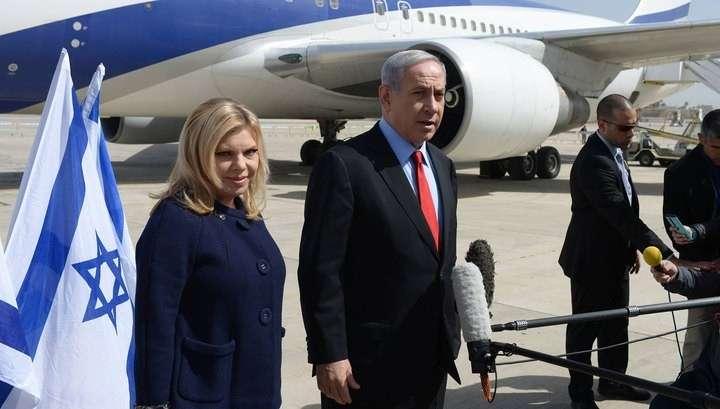Жену Бени Нетаньяху – Сару обвинили в мошенничестве и растратах