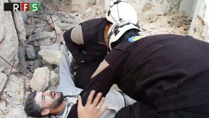 Поездка в Сирию открыла глаза британским политикам на истинное лицо «Белых касок»