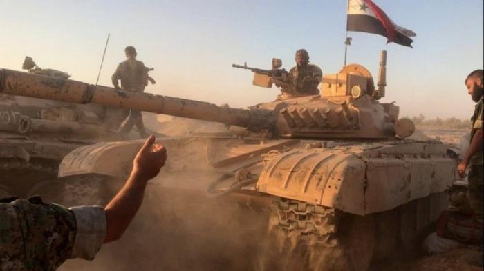 Сирия. Обстановка на фронтах: Наступление в провинции Дераа «идет, как по учебнику»