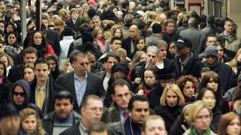 США впервые в истории страны официально зафиксировали сокращение белого населения