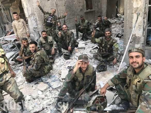 В Сирии обнаружили подземныйгоспиталь ИГИЛ, созданный при помощи детского фонда ООН