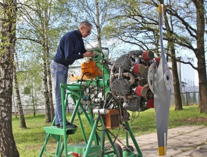Новый российский авиадвигатель для малой авиации Ритм запускается всерийное производство