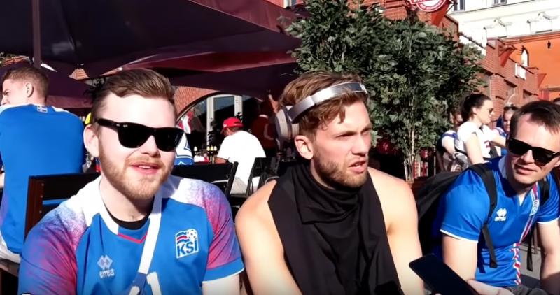 Что думают иностранцы о Чемпионате мира и о России вообще?