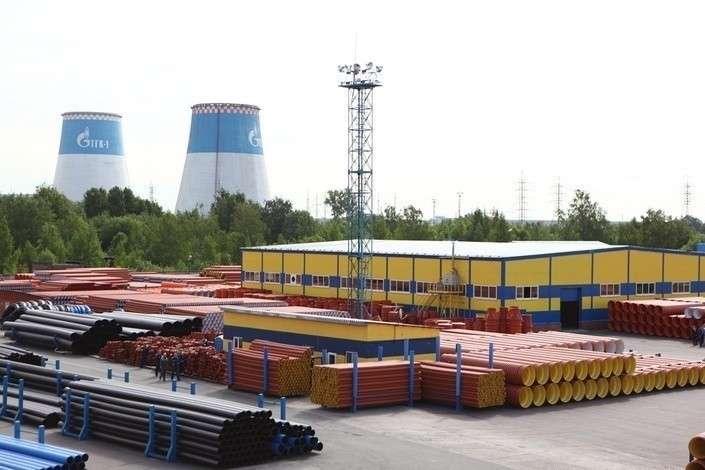 ВСанкт-Петербурге запустили линию производства пластиковых изделий большого диаметра