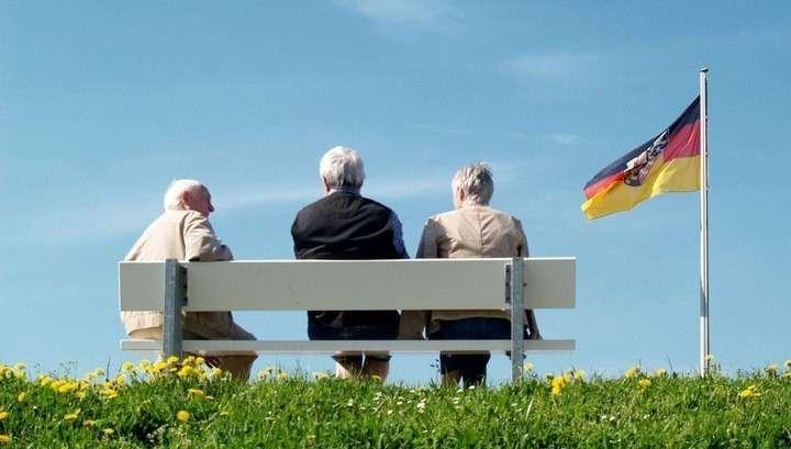 Разоблачение мифа про богатых немецких пенсионеров
