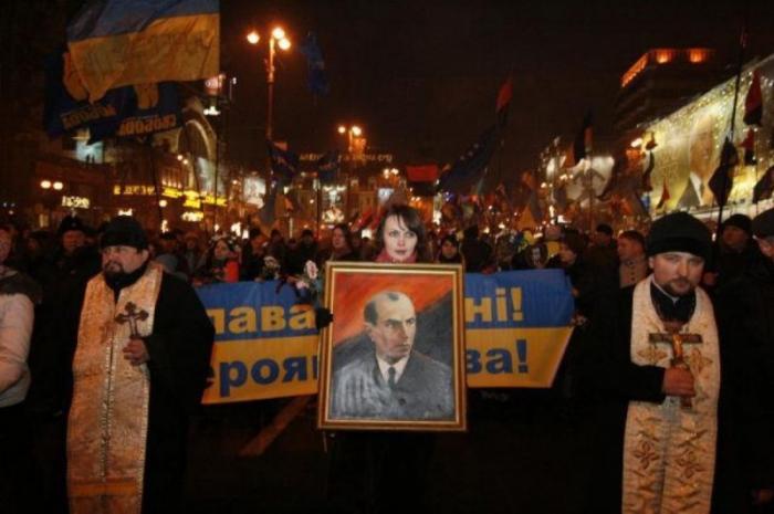 Еврейская хунта захватила власть ещё в одном городе Украины