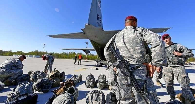 На Украине пройдут крупнейшие учения НАТО с участием 10 стран
