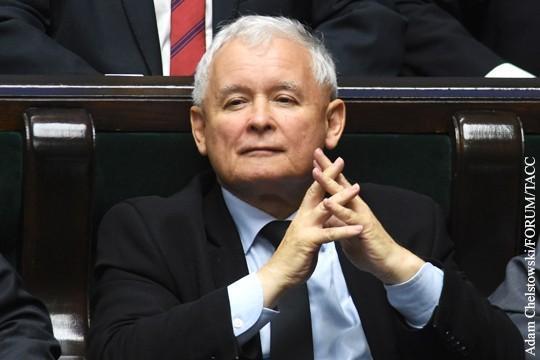 Удастся ли Польше повзрослеть без маразматика Качиньского