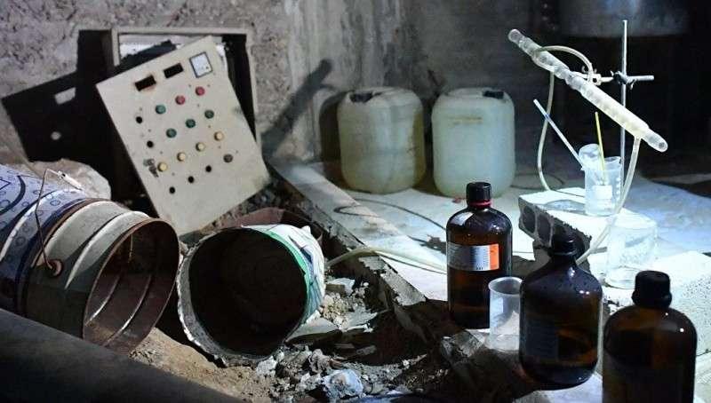 Минобороны России предъявило доказательства инсценировки химатаки в Сирии