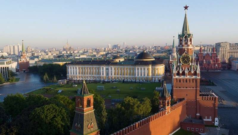 Владимир Путин произвёл перестановки в администрации Президента