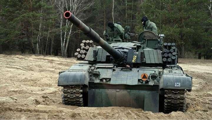 Польша возвращает себе на вооружение советские танки Т-72