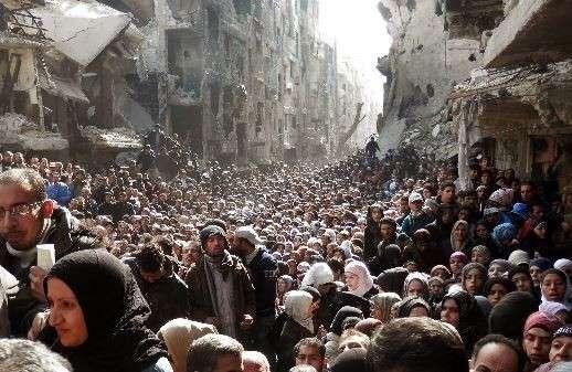 Сирия. Ракка восстала против американских оккупантов и их прихвостней