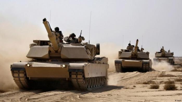 Иордания выдвигает войска на границу с Сирией