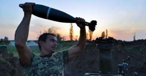 ДНР. Каратели нанесли удар по Горловке, повреждены многоквартирные дома