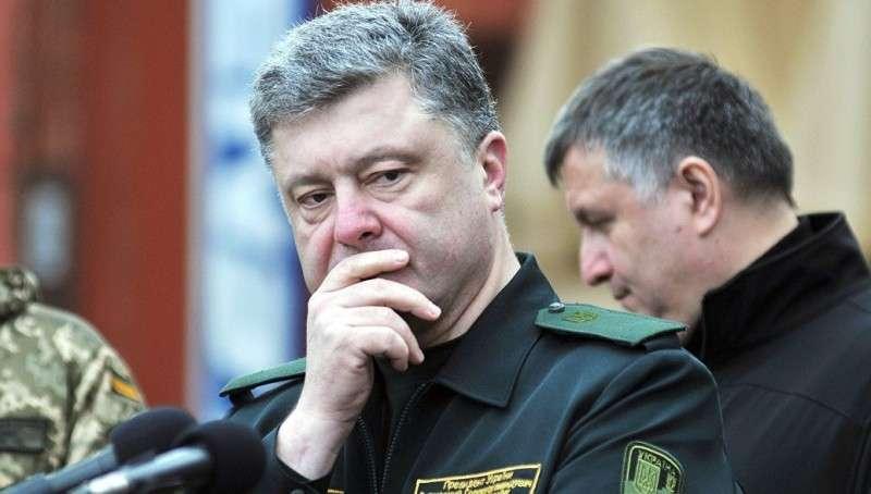 Петю Порошенко приговорили к пожизненному заключению на Донбассе