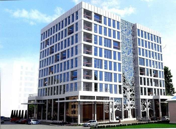 33. Управление Пенсионного фонда в Краснодаре (проект) пенсия, факты