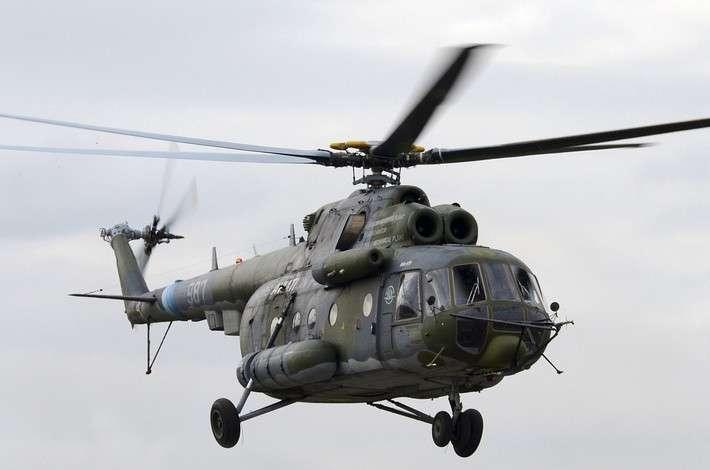 Ми-171А2 с бортовым комплексом КБО-17 вышел на испытания