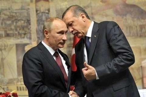 Эрдоган назвал себя и Владимира Путина самыми опытными политиками в ГА ООН