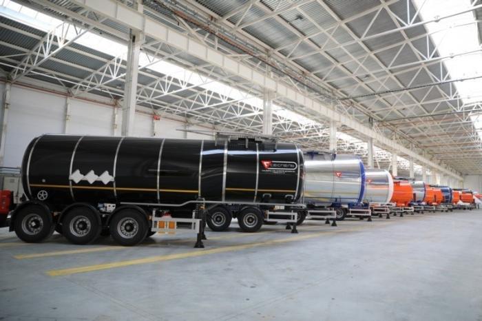 ВЧувашии начали выпускать танк-контейнеры для транспортировки жидкостей и др