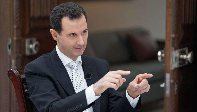 Асад не позволит загнивающему Западу принимать участие в восстановлении Сирии