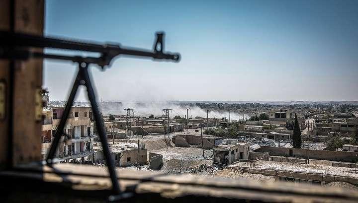 В Сирии американские наёмники массово сдают населённые пункты и переходят на сторону Асада