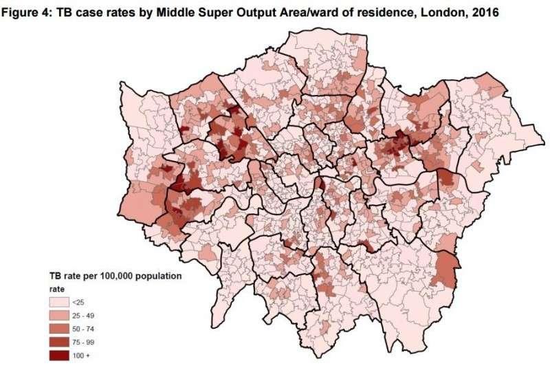 Лондон не только пристанище беглых воров, но и огромный рассадник сифилиса и туберкулёза