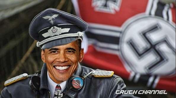 Геополитика по-народному: Всегда знал, что Обама дерьмо!