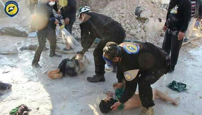 Сирия: «Белые каски» стали основным орудием американских террористов