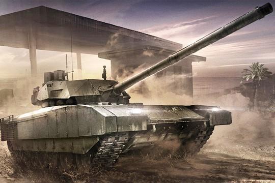 «Тачанка-Б»: получится ли у России сделать из «Арматы» настоящего боевого робота?