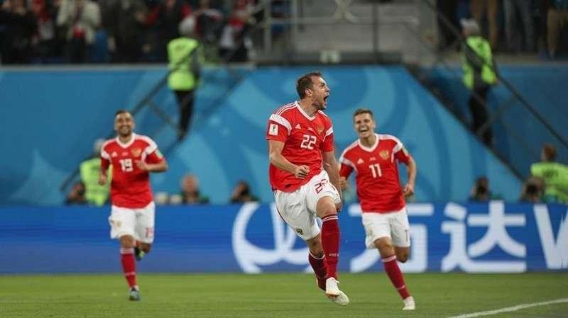 ФИФА не нашла допинга у сборной России по футболу