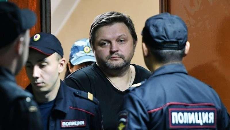 Экс-губернатора Кировской области Никиту Белых отправили к месту отбывания наказания
